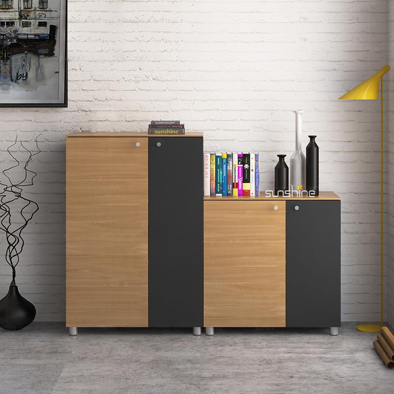 Colorful furniture swing door filing cabinet storage ark BY-C1501